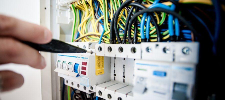 Stromverteilungsanlagen/ Verteilerbau